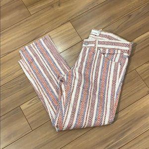 ISABEL MARANT ETOILE White, Pink, and Blue Pants